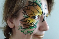 herfst-vlinder